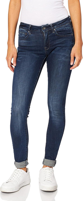 G-Star Raw Women's 奉呈 Midge Zip Fit Rise Skinny Mid Jeans 迅速な対応で商品をお届け致します