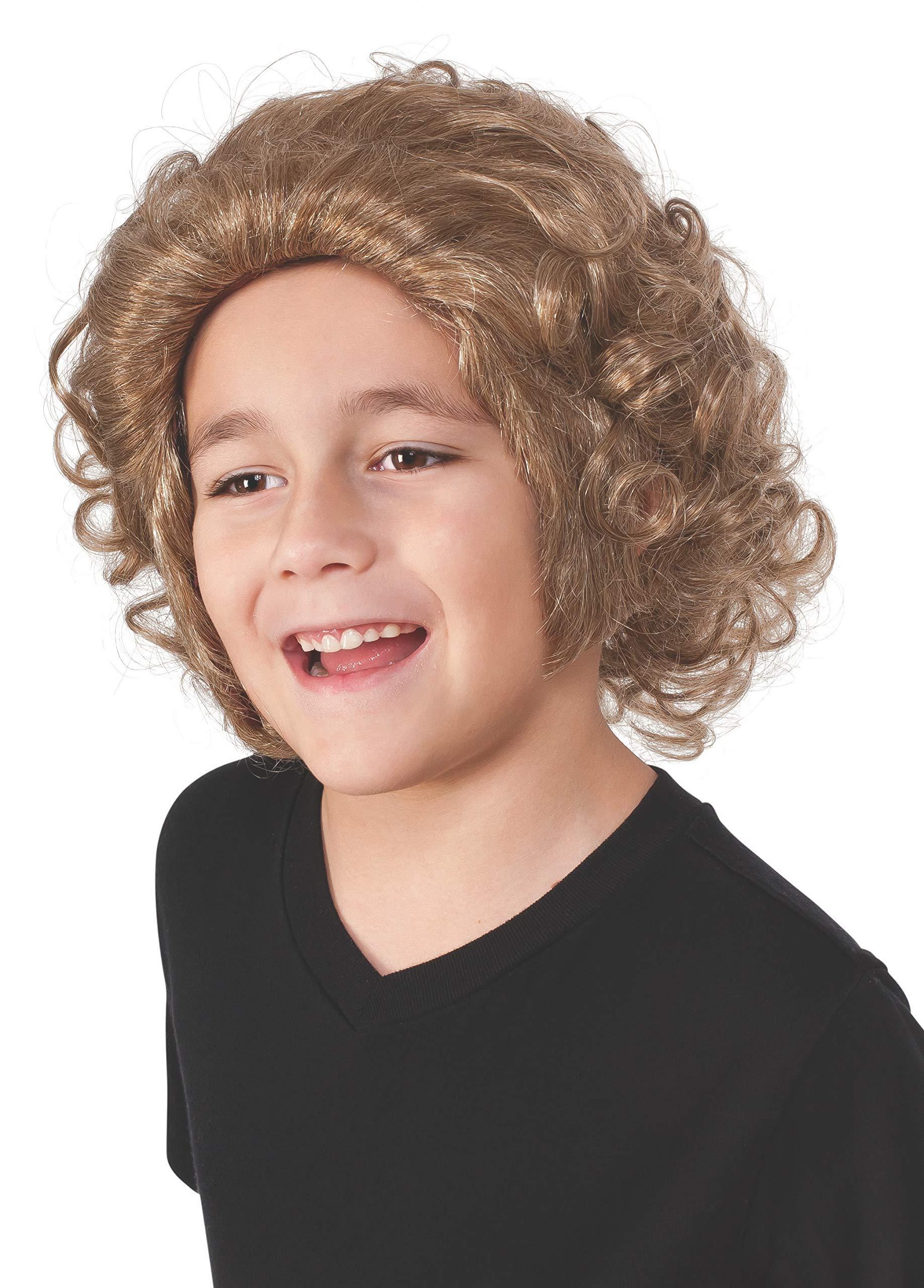 Rubies Boys Oompa Loompa Wig