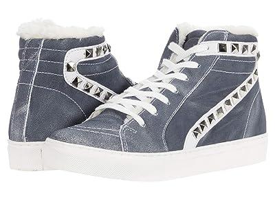 Steve Madden Tracey-F Sneaker (Blue Multi) Women