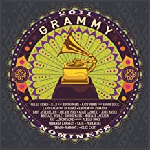 2011 grammy nominees songs