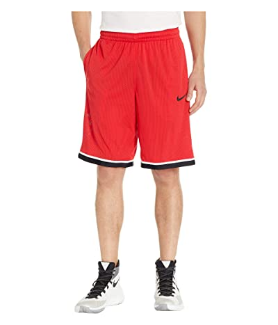 Nike Dry Classic Shorts (University Red/Black/Black) Men