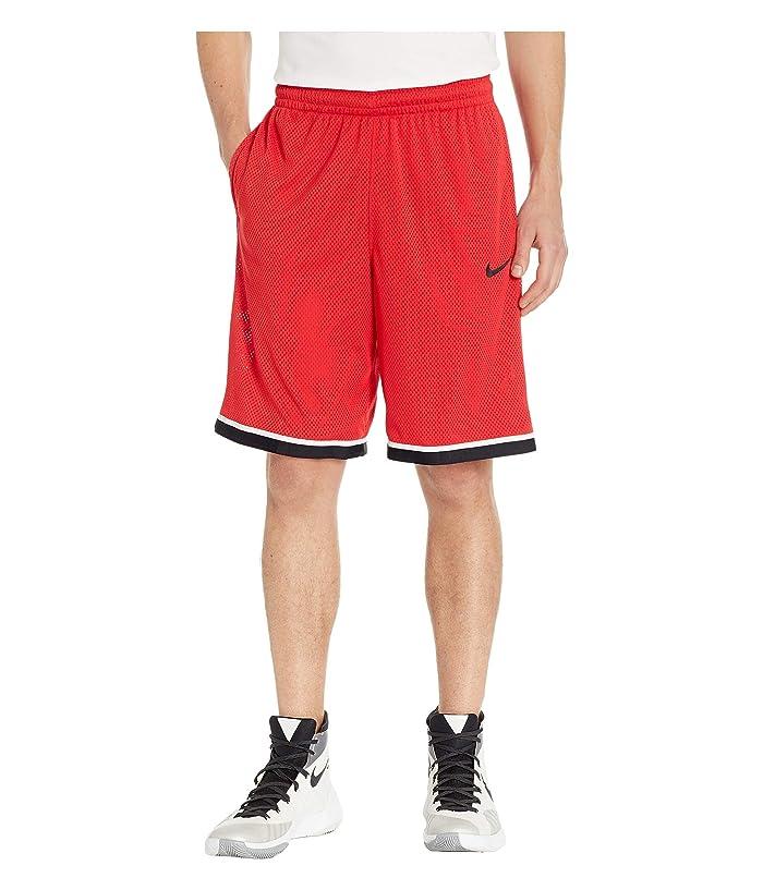 Nike Dry Classic Shorts (University Red/Black/Black) Men