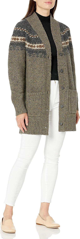 Pendleton Women's Donegal Knit Cardigan Sweater