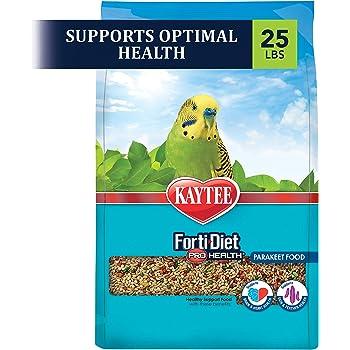 kaytee forti-diet pro health cockatiel 25lbs