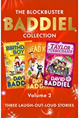 The Blockbuster Baddiel Collection, Volume 2: Birthday Boy, Head Kid, The Taylor Turbochaser Kindle Edition