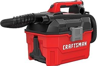 CRAFTSMAN V20* Cordless Shop Vac, 2 Gallon, Wet/Dry, Tool Only (CMCV002B)
