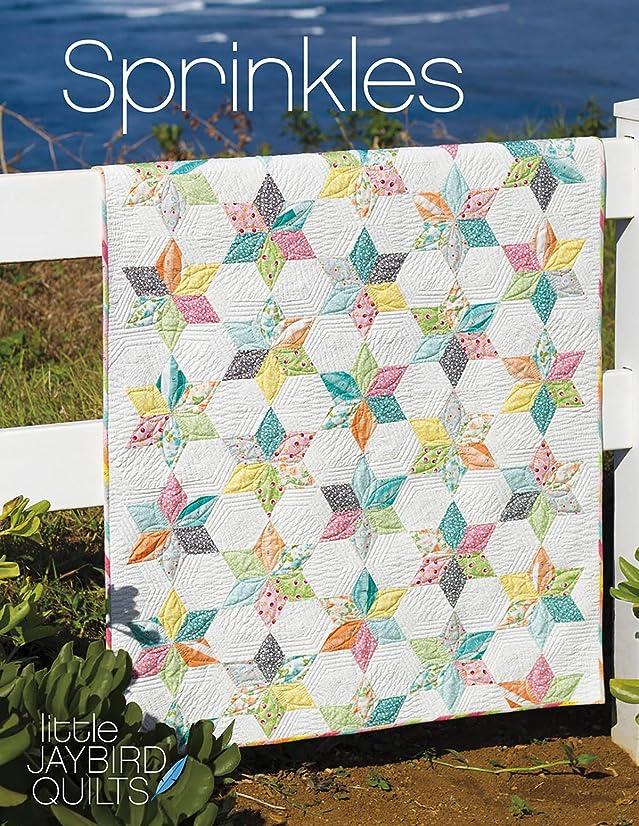 Jaybird Sprinkles Baby Quilt