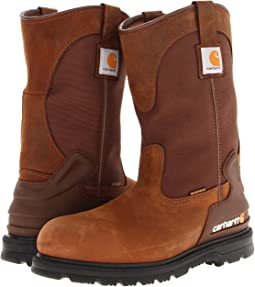 "Carhartt 11"" Bison Waterproof Work Boot"