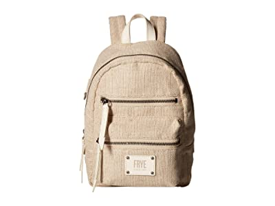 Frye Ivy Mini Backpack (Off-White) Backpack Bags