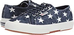 Navy/White Star