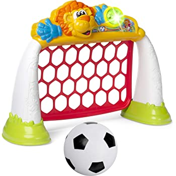 Chicco- Goal League Big & Small GOL, Multicolor (00005225000000 ...