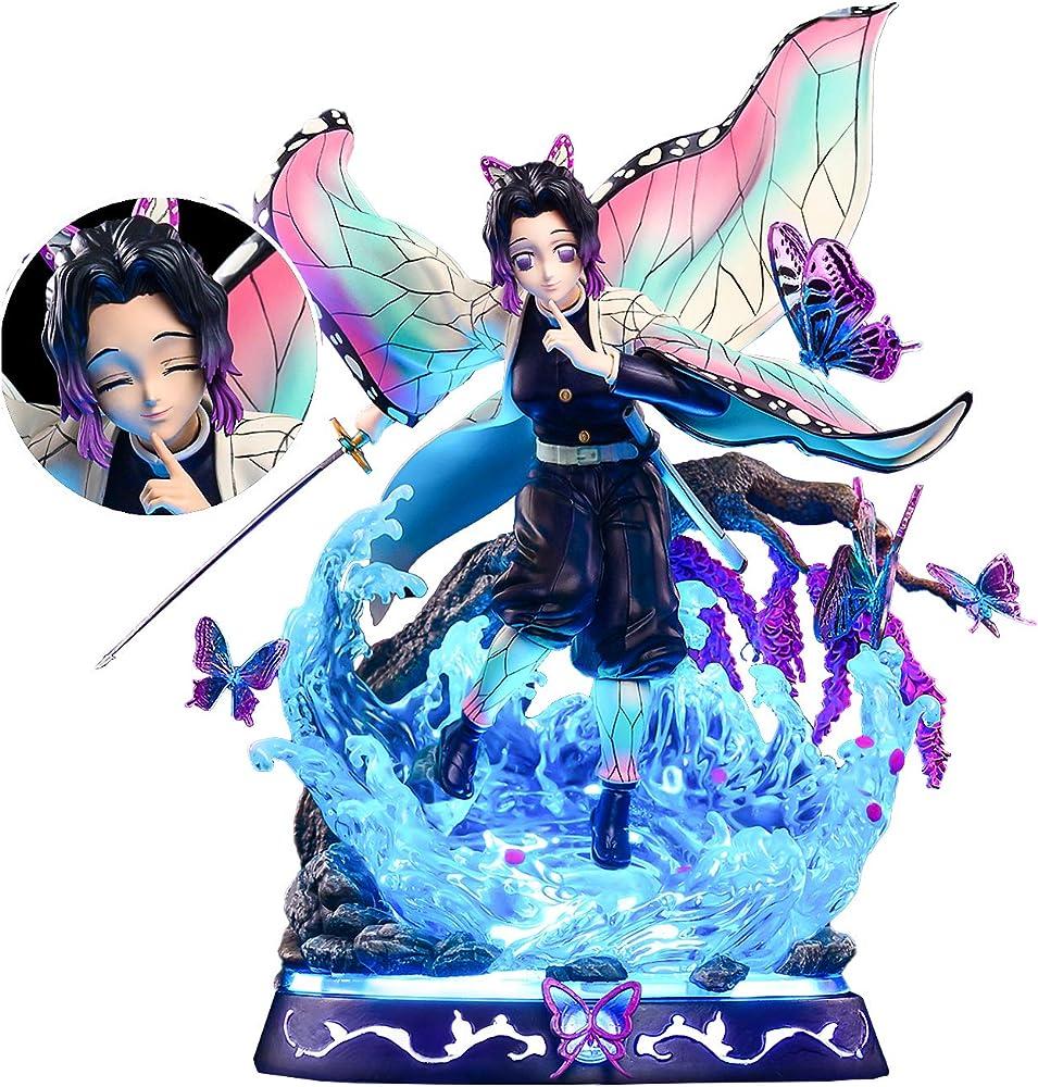 Wuhuayu demon slayer -  statuetta di shinobu kocho , 26 cm YUKIYAFGK039K05Q
