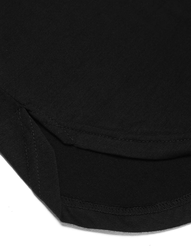 3 unidades sin mangas COOFANDY Camiseta de tirantes para hombre
