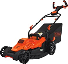 BLACK+DECKER BEMW482ES Electric Mower 17