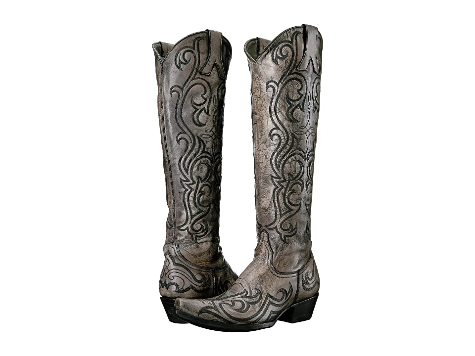 Old Gringo Dolce Stitch (Bone/Grey) Cowboy Boots