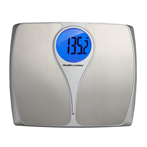 Health o Meter Stainless Steel Scale with Weight Tracking, HDM173DQ-99