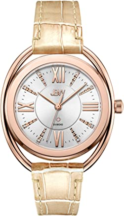JBW Luxury Women's Gigi Cascading Lug Diamond Watch - J6357E