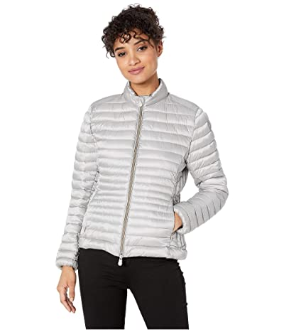 Save the Duck Non Hooded Basic Jacket (Silver) Women