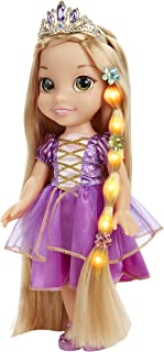 Disney Tangled Glow & Style Rapunzel Toddler Doll
