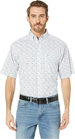 Eckleman Stretch Print Shirt