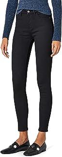 Wrangler Women'S High Skinny Jeans, Black (Rinsewash 023), W24/L32