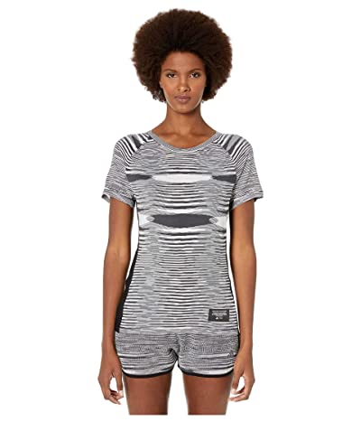 adidas by Missoni adidas x Missoni City Runners Unite T-Shirt (Black/Dark Grey/White) Women