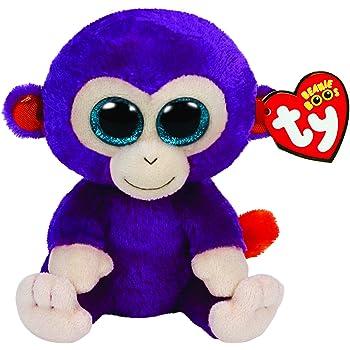Ty Beanie Boos Razberry Monkey 36015