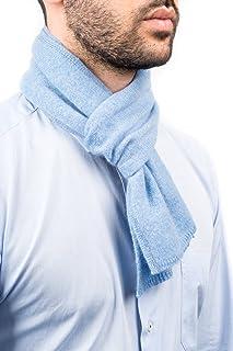 DALLE PIANE CASHMERE - Mini Sciarpa 100% cashmere - Uomo/Donna