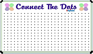 Connect The Dots Game Board(1.5 feet x 2 feet) by OmyGawd