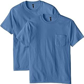 Men's 2 Pack Short-Sleeve Pocket Beefy-T