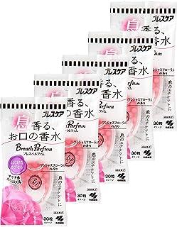 【まとめ買い】小林製薬 ブレスケア ブレスパルファム はじけるカプセルプレシャスフローラルの香り 30粒×5個