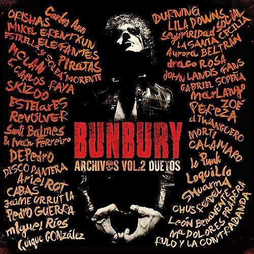Archivos Vol. 2: Duetos de Bunbury en Amazon Music - Amazon.es