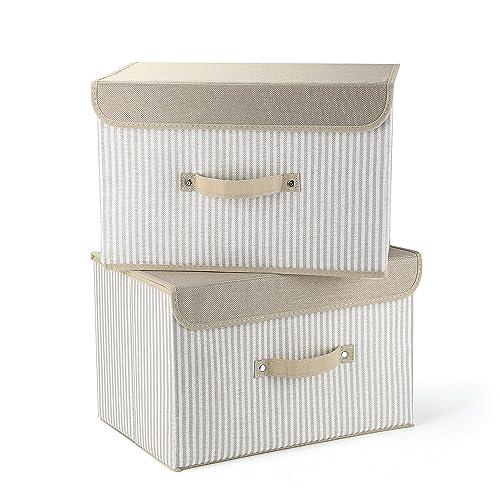 Decorative Woven Storage Boxes Amazon Com