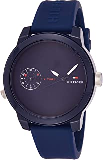 Tommy Hilfiger Casual Watch Analog Display Quartz for Men