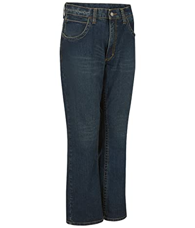 Bulwark Relaxed Fit Bootcut Jeans with Stretch (Sanded Denim) Men