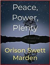 Peace, Power, Plenty