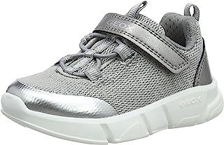 Geox Mädchen J Aril Girl B Sneaker