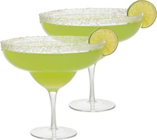 ounces in a margarita glass