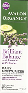 Avalon Organics Brilliant Balance Daily Moisturizer, 2 oz.