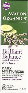 Avalon Organics Brilliant Balance Daily Moisturizer, 2 oz.