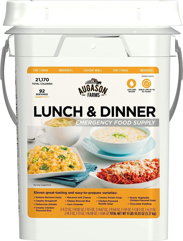 Aguason Farms Lunch and Dinner