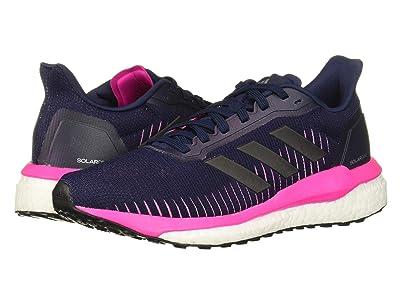adidas Running Solar Drive 19 (Collegiate Navy/Core Black/Shock Pink) Women