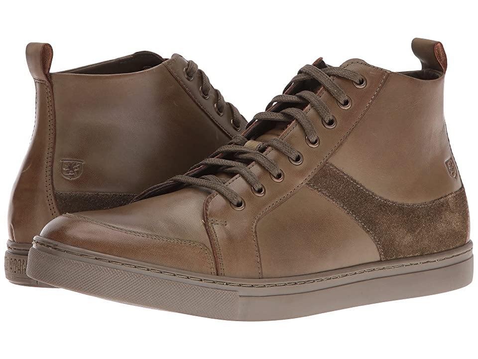 Stacy Adams Winchell Moc Toe Lace Boot (Olive) Men