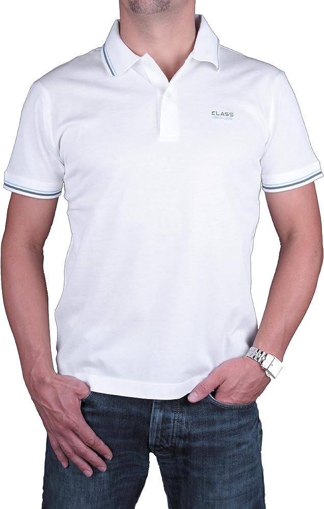Roberto cavalli polo,maglietta maniche corte per uomo,100% cotone Class