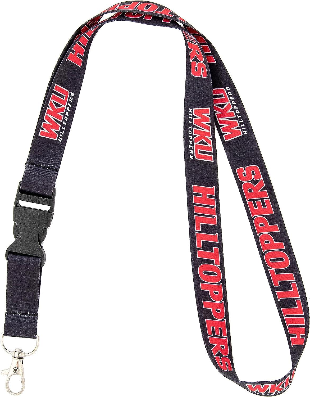 Western Kentucky University WKU Mail order Hilltoppers Ho shop Keys Badge ID Car