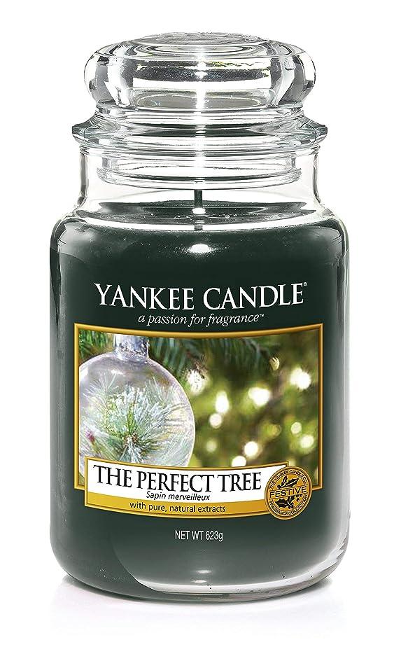 クラッチムス後世Yankee Candle The PerfectツリーLarge Jar 22oz