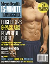 Men's Health Special 15 Minute Training Guide 2014