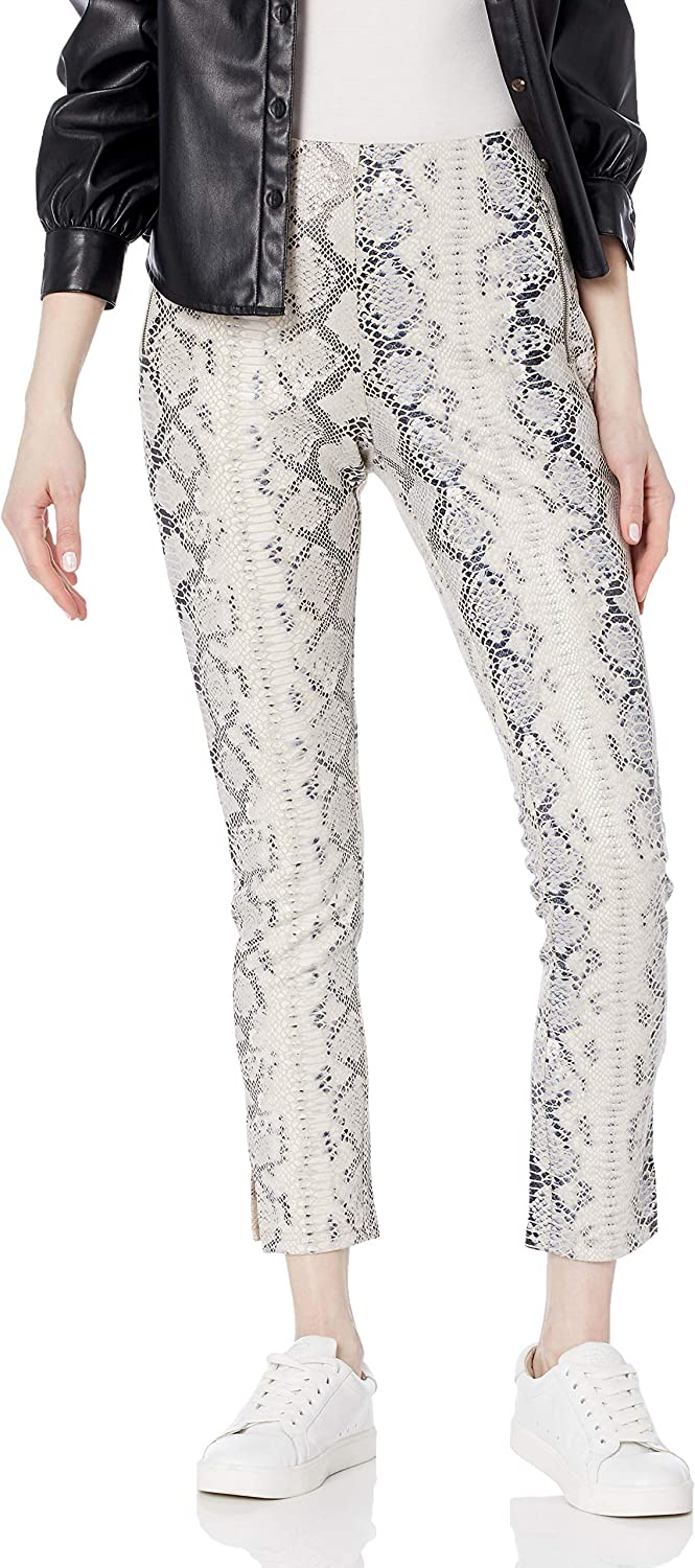 KENDALL + KYLIE Women's Legging with Notched Cuff