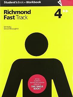 FAST TRACK 4 STUDENT'S + WORKBOOK - 9788466820080