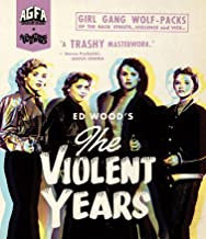 the violent years blu ray